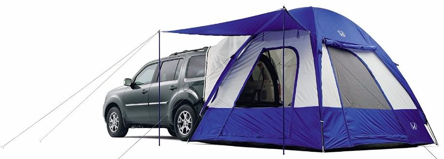 8 - Honda Genuine SUV Tent  sc 1 st  TheZ9 & Top 10 Best SUV Tents in 2018 Reviews - Buyeru0027s Guides