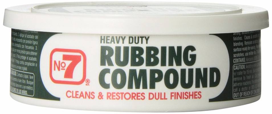 8 - No7 08610 Rubbing Compound