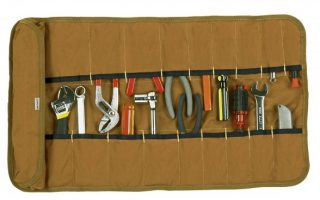 Carhartt Legacy knife roll