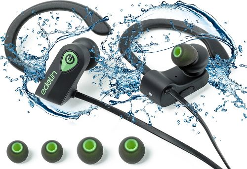Edelin Waterproof Headphones