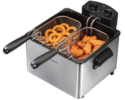 8. Hamilton Beach 35034 Deep Fryer