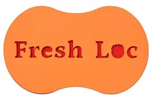 8. PARU Fresh Loc Sponge Brush
