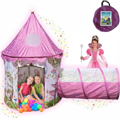 Playz Sunroof Castle Play Tent