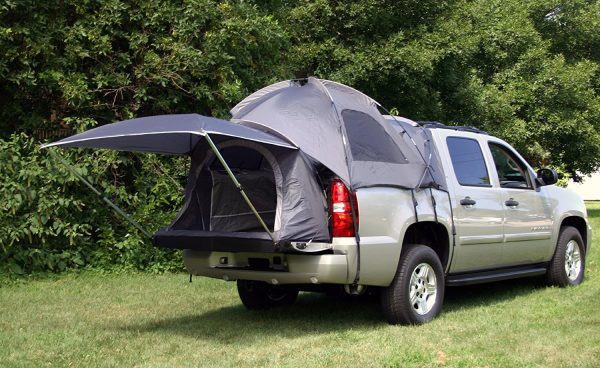 top 10 best truck bed tents in 2018 reviews buyer 39 s guides. Black Bedroom Furniture Sets. Home Design Ideas