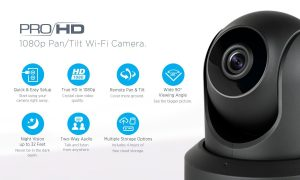 The Amcrest ProHD 1080p Wireless digital camera