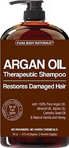 Argan Oil Shampoo Restores Hair Argan Oil Shampoos