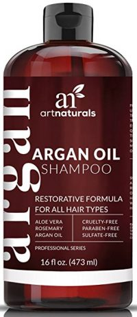 Art Naturals Moroccan Argan-Oil Shampoo for Women