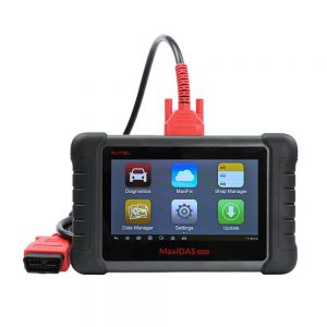 Autel MaxiDAS DS808 Full Kit Table Auto Diagnostic Tool Support Injector Coding and Key Coding