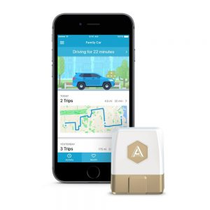 Automatic AUT 350C Pro Gold 3G Connected Car Adapter