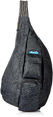 1. KAVU Rope Sling Bag