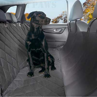 best car seat cover for dog - Plush Paws Pet Seat Cover
