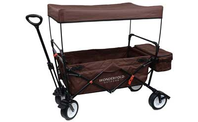 The 5 Best Portable Folding Wagon With Wheels In 2019