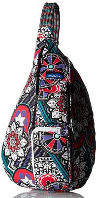 4. KAVU Rope Bag (Spring Hodgepodge)