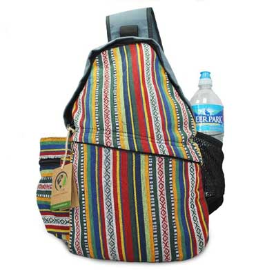 8. Mato Sling Bag Backpack