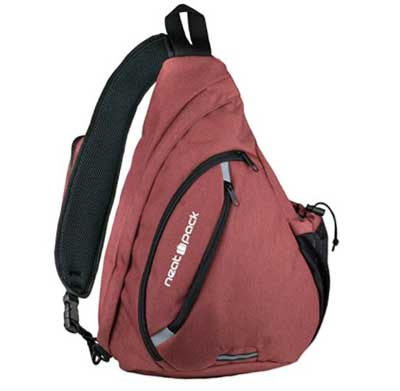 9. NeatPack Versatile Canvas Sling Bag