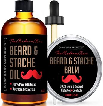 Beard Oil and Conditioner