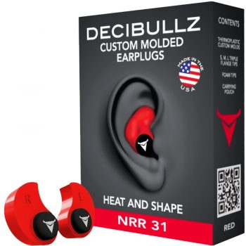 Decibullz - Custom Molded Earplugs earplugs for kids
