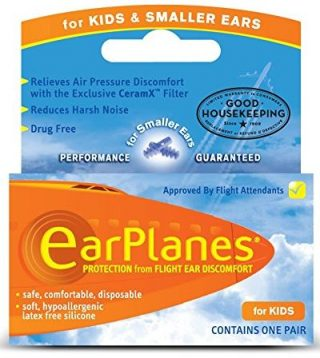 EarPlanes earplugs Kid's
