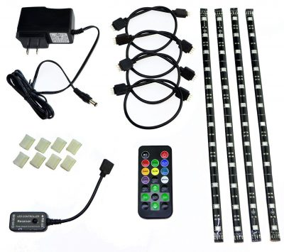 Eclipse LED Light Strip Accent Kit