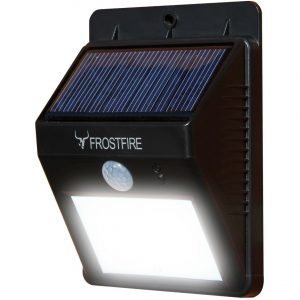 Frostfire Bright LED Motion Sensor Light