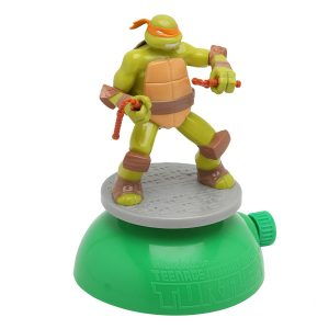 Imperial Toy Mutant Ninja Spray Sprinkler