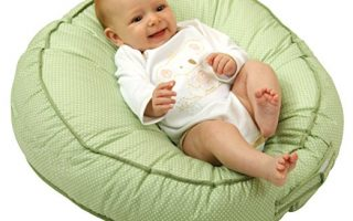 Leachco Podster Sling-Style Infant Seat Lounger