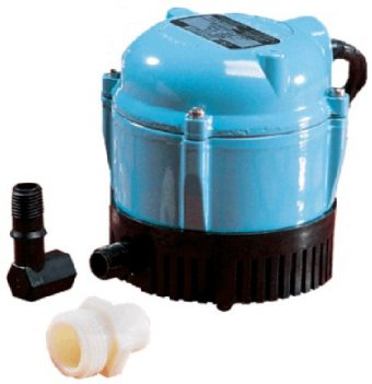 Little Giant 500500 1-AA-18 Submersible Cover Pump