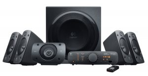 Logitech Z906 Surround Sound Speakers