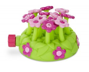 Melissa Doug Patch Pretty Petals Flower Sprinkler