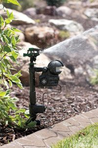 Orbit Enforcer Motion Activated Pest Deterrent Sprinkler