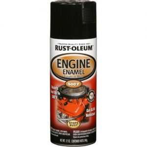 Rust Oleum 248392 12 Ounce 500 Automotive Engine Enamel