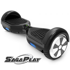 SagaPlay F1 motorized scooter