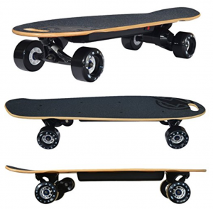 electric-skateboard-longboard