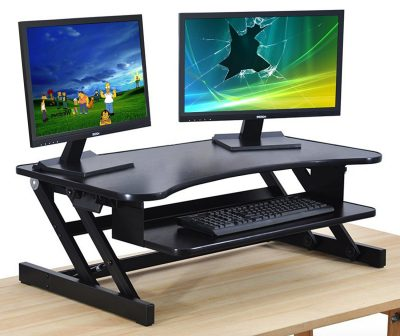 Standing Desk - Adjustable Height Desk Riser
