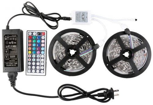 WenTop Led Light Strip DC12V UL Listed Power Supply