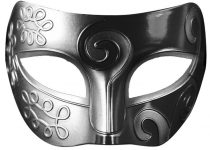 lucky Retro Roman Gladiator Halloween Party Facial Masquerade Mask