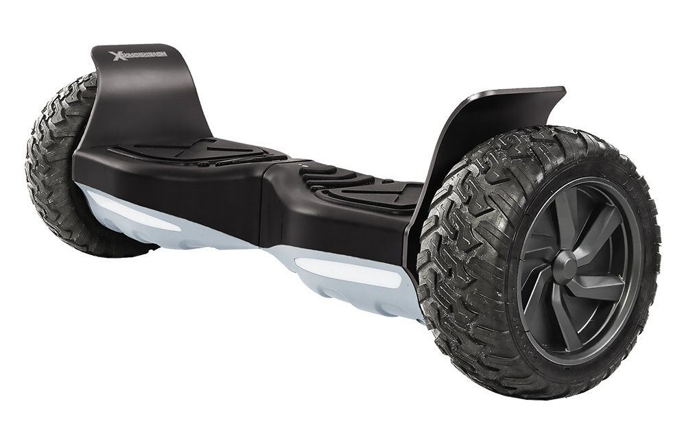 HBX-AT Hoverboard – UL2272 Certified – App to Adjust Speeds – 8.5""