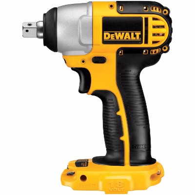 #1 DEWALT Bare-Tool DC820B 12-Inch 18-Volt Cordless Impact Wrench