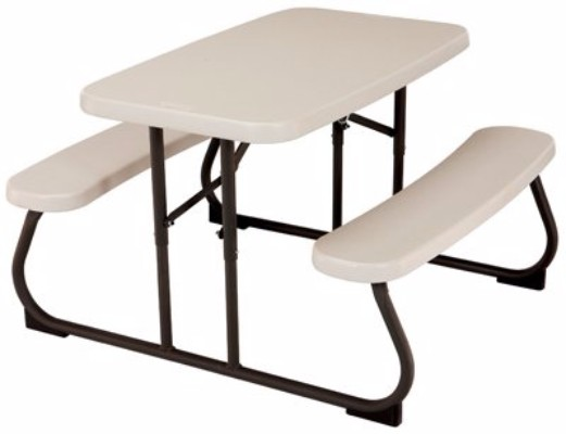 #1 Lifetime 280094 Kid's Picnic Table