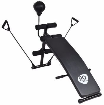 #10 Adjustable Incline Weight Bench