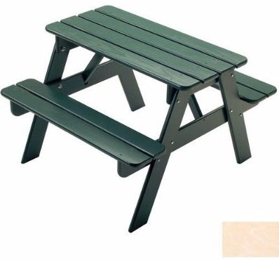 #10 Little Colorado Child's Picnic Table