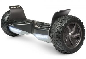 Official Halo Rover Hoverboard - Safety Certified UL 2272 - Halo Bluetooth Speakers