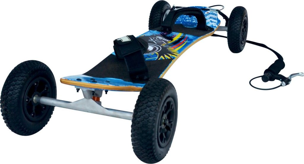 Atom 95X MountainBoard - Off-Road Skateboards