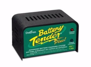 #2 Battery Tender Plus 021-0128, Battery Charger