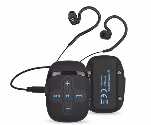 2 - Sigomatech Waterproof MP3 Player