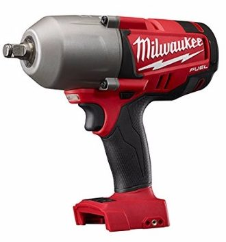 #3 Milwaukee M18 Fuel 12- Inch High Torque Impact Wrench