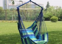 #3 Sorbus Hanging Rope Hammock Chair Swing Seat