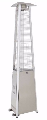 Nice #4 Pyramid Style Quartz Tube Patio Heater