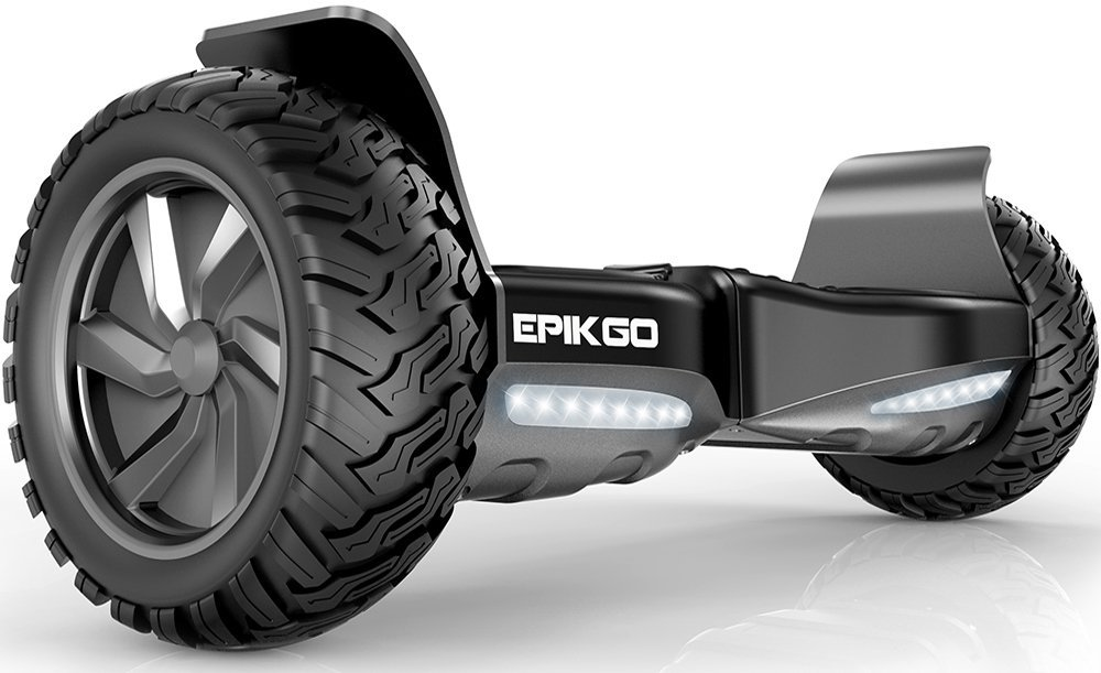EPIKGO Self Balancing Scooter Hover Self-Balance Board – Off-Road Hoverboards