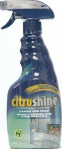 CitruShine Streak Free Stainless Steel Polish
